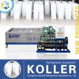 Full Stainless Steel 304の広州Koller Block Ice Machine