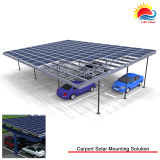 Solution solaire de support de type de parking neuf d'alliage d'aluminium (MD0134)