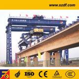 De Kraan van de brug voor het Opheffen van Concrete Kokerbalk