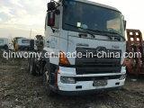 上海置かれた350~450HP元の20~40ton日本のHino700によって使用されるトレーラーのトラクターのトラック