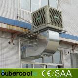 Di aria del dispositivo di raffreddamento di progetto dispositivo di raffreddamento di aria potente industriale di scarico giù con Ce/SAA approvato