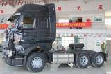 Sinotruck HOWO 6*4 Tractor Head 370HPの重義務Tractor Truck