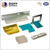 Hoja de metal de precisión de flexión / Encendido / Perforación / Estampación Parte con servicio personalizado