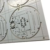 Carte à circuit à une seule couche personnalisée d'aluminium de carte d'Alu DEL