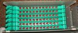 ODF/painéis de remendo dos núcleos painel/12 24 48 96 ODF do remendo da fibra óptica montagem da parede