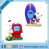 Het Frame van de Foto van het Karton van het Frame van de Foto van de hars - Snoopy Betty