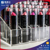 24 Fall-Schlitz-Schwarz-Acrylorganisator-Lippenstift-Ausstellungsstand
