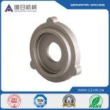 Pieza de acero fundido de aluminio de bastidor de arena del OEM