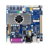 Миниая материнская плата Itx Intel 2GB Desktop с 2*DDR3