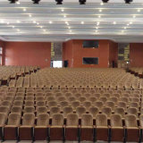 Места аудитории, нажимают назад стул аудитории, пластичное место аудитории, Seating аудитории, стулы конференц-зала (R-6136)