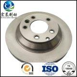 Rotors de frein de qualité par ISO9001 Ts16949