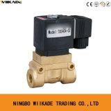 5404 serie High Pressure e Alto-temperatura Solenoid Valve
