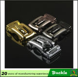 Retail all'ingrosso Gold e Silver Colour Automatic Buckle in Belt Buckle