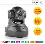 Hete Verkopende Camera PTZ met TF IP van de Wijze Viewerframe van WiFi van de Functie van de Kaart Draadloze Camera