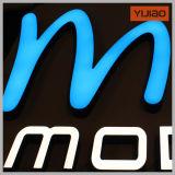 Segno chiaro esterno delle lettere di PMMA LED