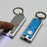 Горячий подарок проблескивая СИД Keychain промотирования надувательства (4070)
