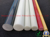 Bâton affilé de fibre de verre d'extrémité, bâton de fibres de verre avec la protection UV