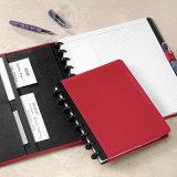 Vendas por atacado baratas dos cadernos feitos sob encomenda das amostras livres