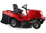 """40 """"芝生のトラクター、乗車の芝刈機"""