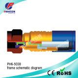 Rg11 Compression RF Connctor для коаксиального кабеля (pH6-5038)