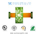 PWB rígido da placa de circuito do cabo flexível com alta qualidade