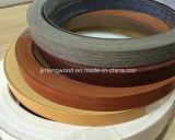 Лента кольцевания края PVC цвета высокого качества по-разному