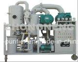 Purificador de petróleo dobro de Transfomer dos estágios da série ZYD