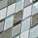 2016년 동안 Glass를 가진 도매 Crackle Ice Ceramic Mosaic (OYT-S07)