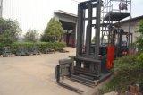Carrello elevatore elettrico a tre vie della navata laterale dello stretto del carrello elevatore di Elctric di alta qualità