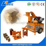 Manufatura de bloqueio concreta da máquina de fatura de tijolo