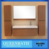 Ya Home pré-fabricado ao gabinete de banheiro da madeira contínua