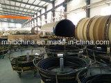 Boyau hydraulique tressé de fil (EN853-2SN-1/2) boyau de /Rubber