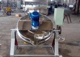 Bouilloire électrique industrielle de veste de bouilloire