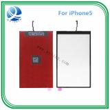 Luz del negro de la pantalla del LCD del teléfono móvil para la película ligera negra del iPhone 5g