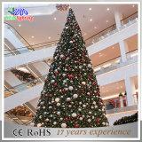 Luzes ao ar livre da árvore de Natal do diodo emissor de luz do PVC CE/RoHS do anúncio publicitário gigante grandes