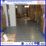 Cremalheira de aço do mezanino dos assoalhos do Ce/ISO 2-3 para o armazenamento do armazém