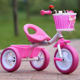 子供LyW 0119のための新製品の赤ん坊の三輪車のカート