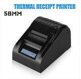 impresora termal del recibo de la posición de 58m m con la impresora termal más pequeña del recibo