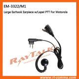 Rln6423 de Oortelefoon van de Wartel voor de Bidirectionele Radio's Cp1300/Cp140/Cp200 van Motorola