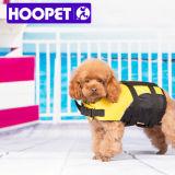 Veste de sauvetage pour chien jaune et gilet de protection pour chien