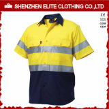 Abitudine 3m Reflective Cotton Drill ciao Vis Work Shirt