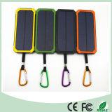 Caricatore alimentato energia solare della Banca con il LED e l'indicatore luminoso di campeggio (SC-3688-A)
