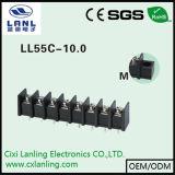 Blocchetti terminali della barriera nera Ll55h-10.0