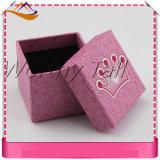 Los rectángulos de regalo de encargo de la joyería venden al por mayor, rectángulo de regalo de la joyería del precio bajo