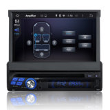 in-Dash 7 Inch Single DIN Touch Screen Android 4.4.4 Car DVD Player gp-8600 +WiFi+3G+GPS+FM+Bluetooth en Ect