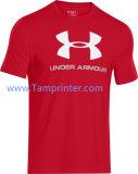 TM-R6 T-shirt rotatif à 6 couleurs pour sérigraphie avec séchoir flash