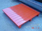 Сверхмощный стальной паллет для поддерживая шкафа паллета