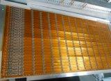 SMT Solder Paste Impresora de Plantilla Semi-Auto