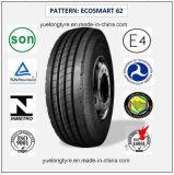 Tous les pneus radiaux en acier 315/80r22.5 (ECOSMART 62) de camion et de bus