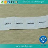 Étiquette imprimable de bibliothèque d'étiquette d'IDENTIFICATION RF de Sli de code d'I